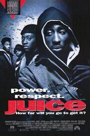 1992 - Juice Movie Poster