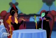 Jafar&Maleficent-HouseofMouse