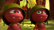 Jean-Pierre and Jean-Michel (Maya the Bee)