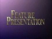 Paramount feature presentation logo