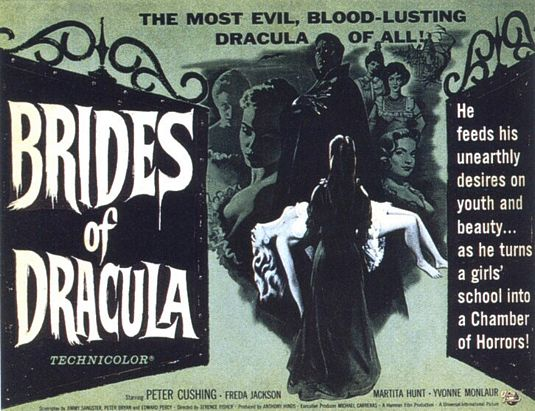 File:1960 - The Brides of Dracula Movie Poster.jpg