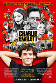 2008 - Charlie Bartlett Movie Poster