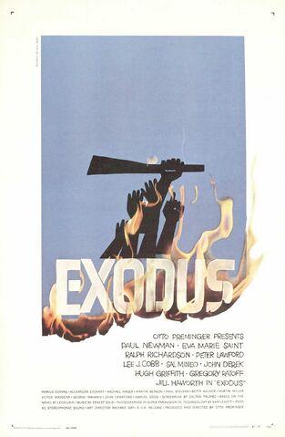 File:1960 - Exodus Movie Poster.jpg