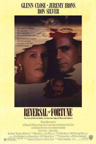 File:1990 - Reversal of Fortune Movie Poster.jpg