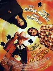 1998 - Clay Pigeons Movie Poster