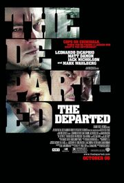 2006 - The Departed Movie Poster