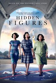 2016 - Hidden Figures Movie Poster