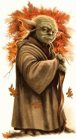 Yoda\'s Species