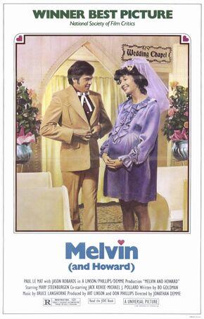 1980 - Melvin and Howard
