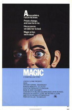 1978 - Magic Movie Poster