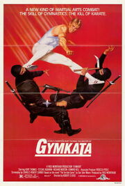 1985 - Gymkata Movie Poster