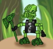 Bionicle turaga lewa by flamedramonx20-d5mp0j8