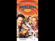 Looney Tunes Back In Action VHS