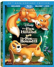 The Fox And The Hound Bluray