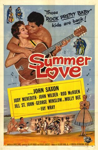 File:1958 - Summer Love Movie Poster.jpg