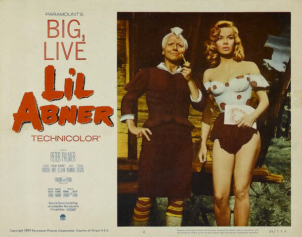 File:1959 - Li'l Abner Movie Poster 2.jpg