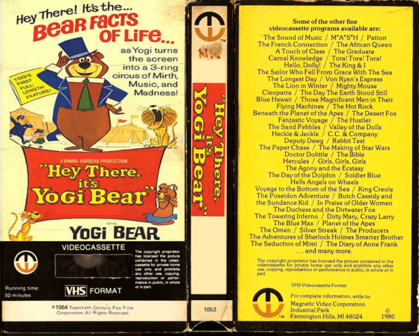 File:Hey There Its Yogi Bear 1980 VHS.png