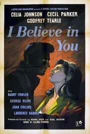 1952 - I Believe in You Movie Poster