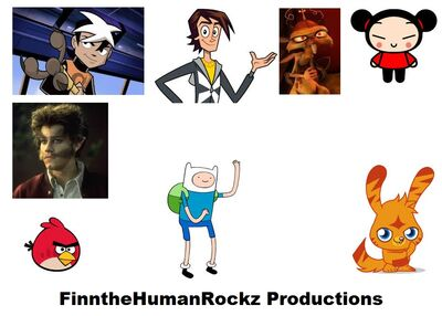 FinntheHumanRockz Productions