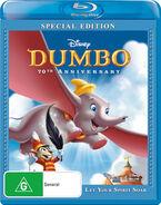 DumboAustralianBluray