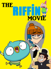 The Riffin Movie VHS
