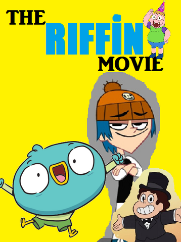File:The Riffin Movie VHS.png