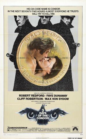File:1975 - Three Days of the Condor Movie Poster.jpg
