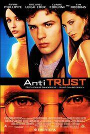 2001 - Antitrust Movie Poster 1