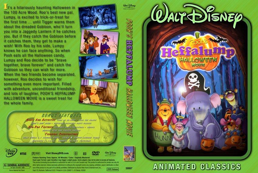 language menu 595heffalump halloween - Winnie The Pooh Heffalump Halloween