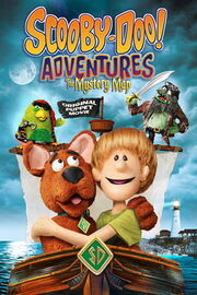 Scooby-Doo! Adventures - The Mystery Map poster
