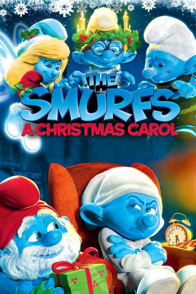 The Smurfs: A Christmas Carol (2011) | Scratchpad | FANDOM powered ...