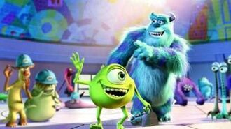 If I Didn't Have You (Monsters, Inc.) as Easy Going Day (Follow That Bird)'