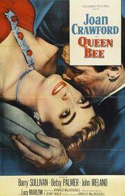1955 - Queen Bee Movie Poster