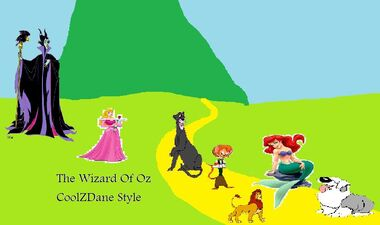 The Wizard Of Oz CoolZDane