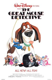 Great mouse detective xlg