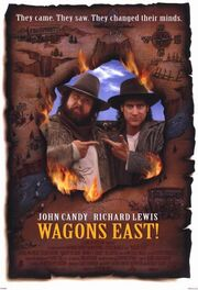 1994 - Wagons East Movie Poster