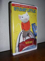 Stuart Little VHS