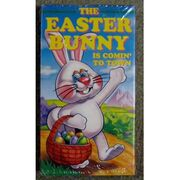 The easter bunny is coming to town vhs