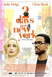 2012 - 2 Days in New York Movie Poster