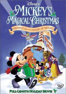 Mickey's Magical Christmas