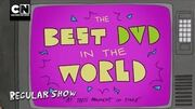 Regular Show The Best DVD in the World DVD Promo