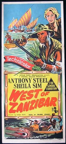 File:1954 - West of Zanzibar Movie Poster.jpg