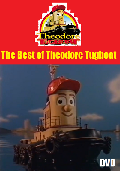 The Best of Theodore Tugboat Cover
