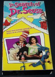 In Search of Dr Seuss VHS
