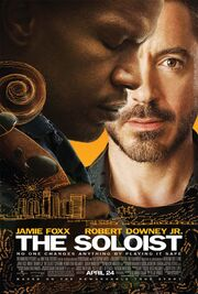 2009 - The Soloist Movie Poster