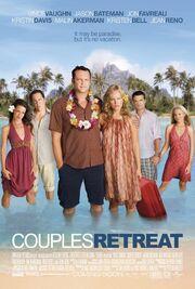 2009 - Couples Retreat Movie Poster