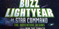 What happens when Buzz Lightyear of Star Command: The Adventure Begins was made in 2004 and produced by Big Idea Productions? (VF2000's version)