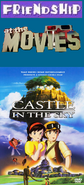 Friendship At The Movies - Castle In The Sky