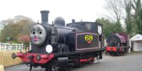 Ajax (Thomas and Friends Female Character)