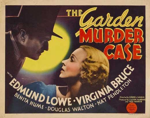 File:1936 - The Garden Murder Case Movie Poster.jpg